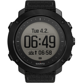 Suunto Traverse Alpha GPS Outdoor Watch stealth
